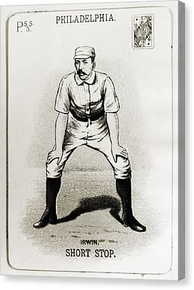 Arthur Irwin (1858-1921) Canvas Print by Granger