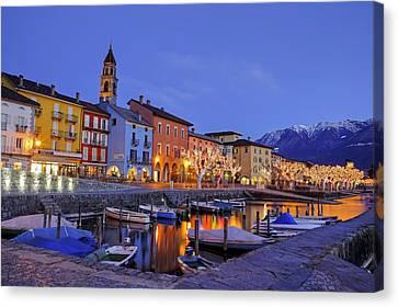 Ascona Canvas Print