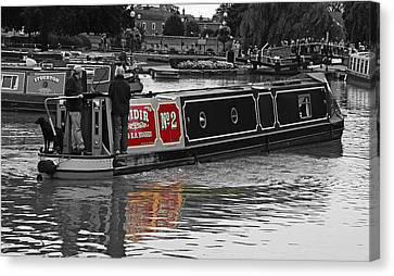 Avon Riverboat Canvas Print