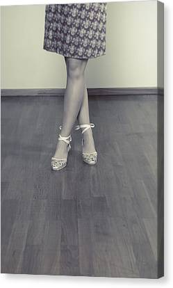 Ballerinas Canvas Print by Joana Kruse