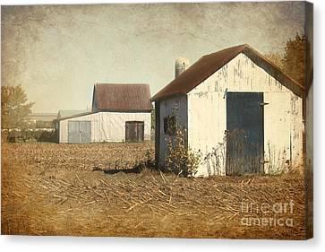 Barns Canvas Print by Sophie Vigneault