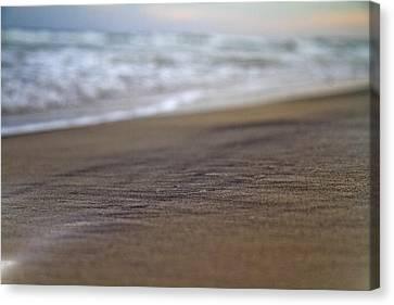 Beach Canvas Print by Betsy Knapp