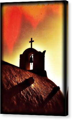 Bell Tower Canvas Print by Joana Kruse