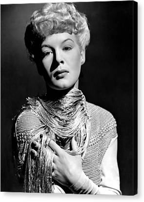 Betty Hutton, Ca. Early 1940s Canvas Print by Everett