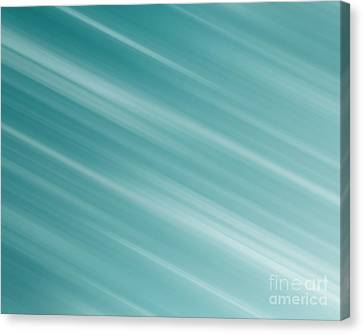 Blue Background Canvas Print by Blink Images
