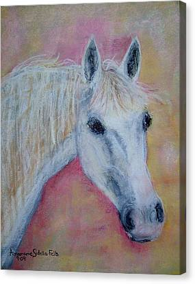 Boomer Canvas Print by Annamarie Sidella-Felts