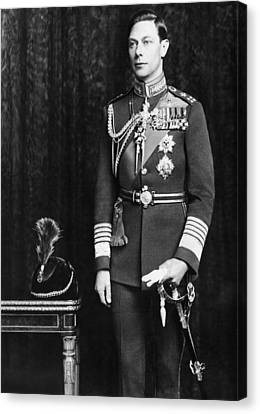 British Royalty. Prince George, Duke Canvas Print by Everett