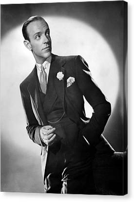 Broadway Melody Of 1940, Fred Astaire Canvas Print