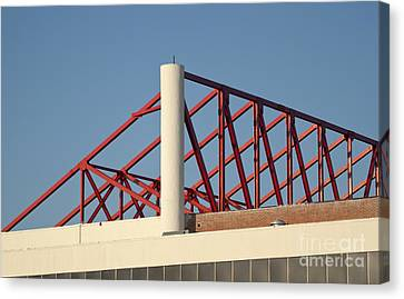 Building Detail Canvas Print by Blink Images