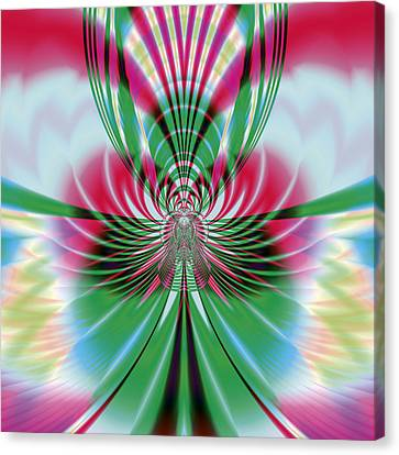 Butterfly Canvas Print by Design Windmill