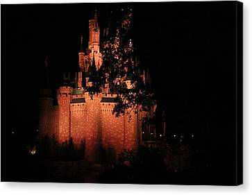 Castle Canvas Print by Shweta Singh