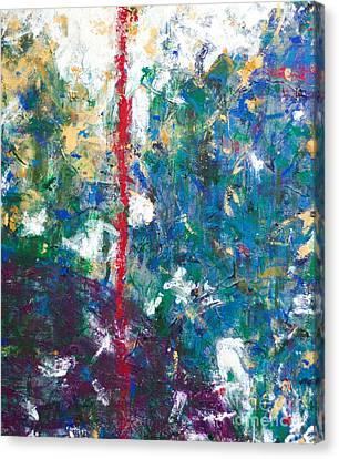 Celestial Bewilderment Canvas Print