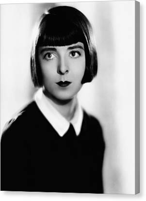 Colleen Moore, Ca. Late 1920s Canvas Print