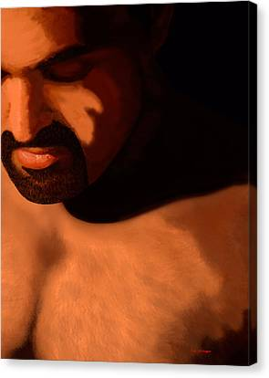 Contemplation Canvas Print by Tim Stringer