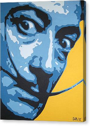 Dali Canvas Print by Dan Carman