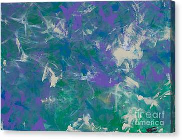 Deep Breath Canvas Print by Scott Gearheart