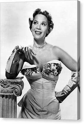 Dinah Shore, Ca. Early 1950s Canvas Print
