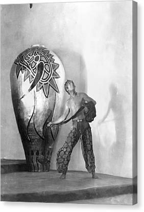 Douglas Fairbanks Canvas Print by Granger