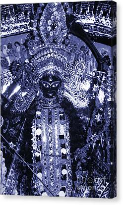 Durga Canvas Print by Photo Researchers