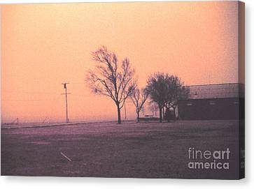 Dust Storm Canvas Print by Science Source