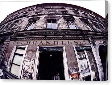 East Berlin Canvas Print