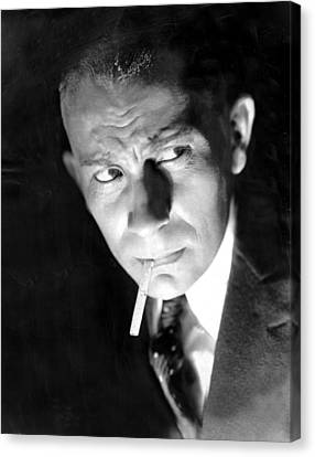 Erich Von Stroheim, 1922 Canvas Print by Everett