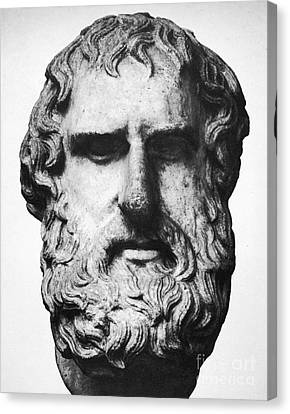 Euripides Canvas Print by Granger