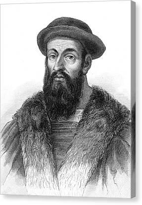 Ferdinand Magellan Canvas Print by Granger