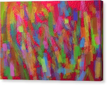 Festivity Canvas Print