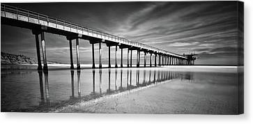Foreshore Canvas Print by Ryan Weddle