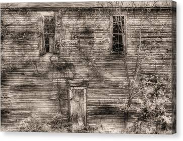 Haunting  Canvas Print by JC Findley
