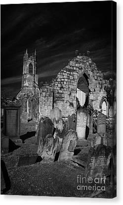 Holywood Priory County Down Northern Ireland Canvas Print by Joe Fox