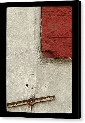 In The Balance Canvas Print by Odd Jeppesen