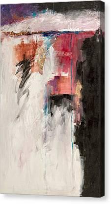 Intervention Canvas Print by Rita Bentley