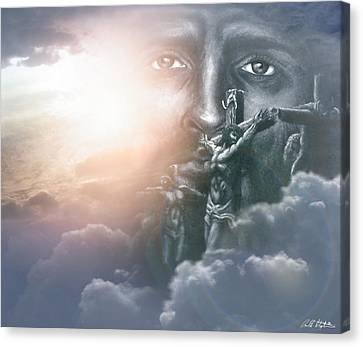 Isaiah's Vision Canvas Print by Bill Stephens