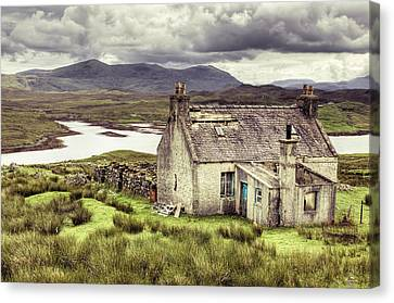 Isle Of Lewis Canvas Print