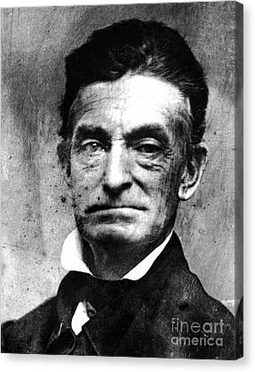 John Brown (1800-1859) Canvas Print by Granger