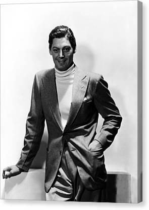 Johnny Weissmuller, 1930s Canvas Print by Everett