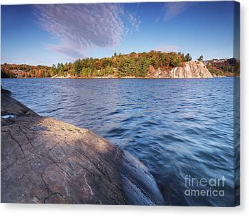Killarney Provincial Park In Fall Canvas Print by Oleksiy Maksymenko