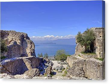 Lake Garda Canvas Print