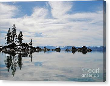 Lake Tahoe Nevada Canvas Print