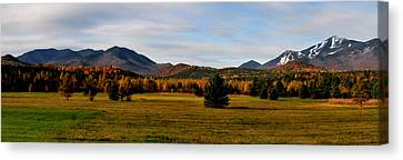 Late Fall  Early Winter Canvas Print