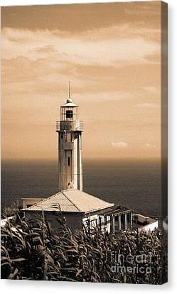 Lighthouse Canvas Print by Gaspar Avila
