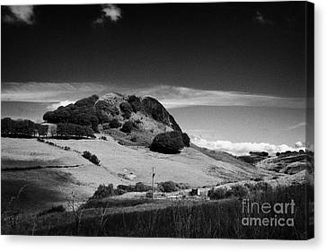Loudoun Hill East Ayrshire Scotland Uk United Kingdom Canvas Print by Joe Fox