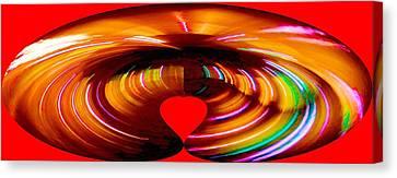 Love Canvas Print by Carolyn Repka