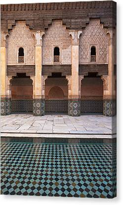 Marrakesh, Morocco Canvas Print by Axiom Photographic
