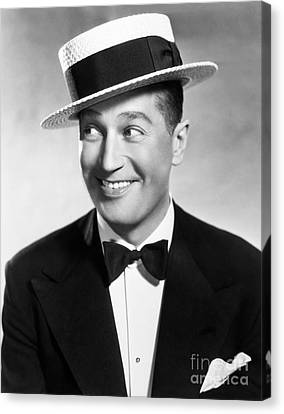 Maurice Chevalier Canvas Print by Granger