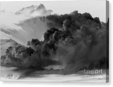 Mega Storm Cloud Canvas Print