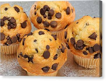 Muffin Tops 1 Canvas Print