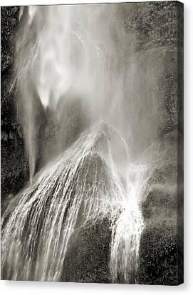Multnomah Cascade Canvas Print